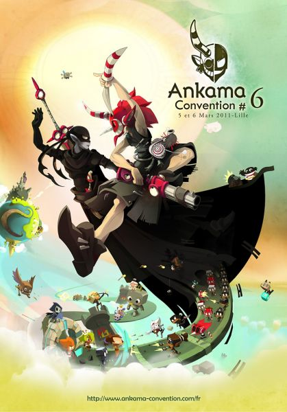 sephyka_ANKAMA_Convention-6-Zobals-et-Roublards_official-poster_collaboration-with-Fabrice-NZINZI