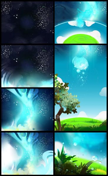 sephyka_ANKAMA_Wakfu-MMORPG_first-part-story-board-about-Ogrine